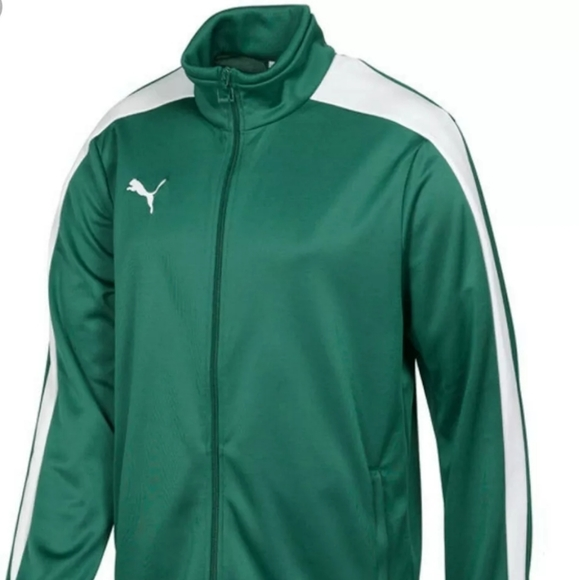 Puma Other - Puma Icon Walk Out Jacket Full Zip Youth Size YM